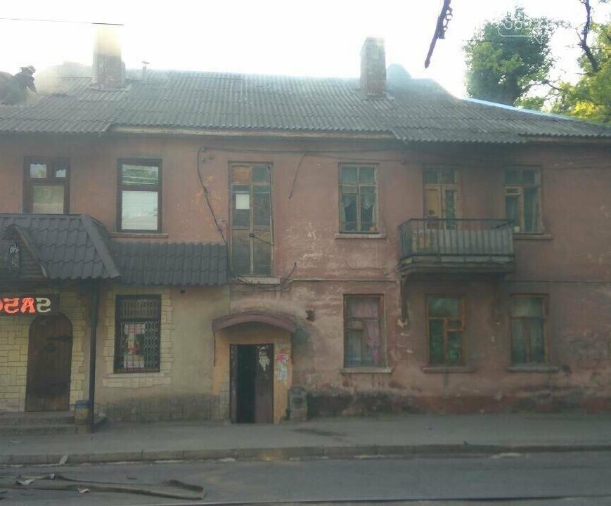 В Каменском на улице Павловской случился пожар, фото-1
