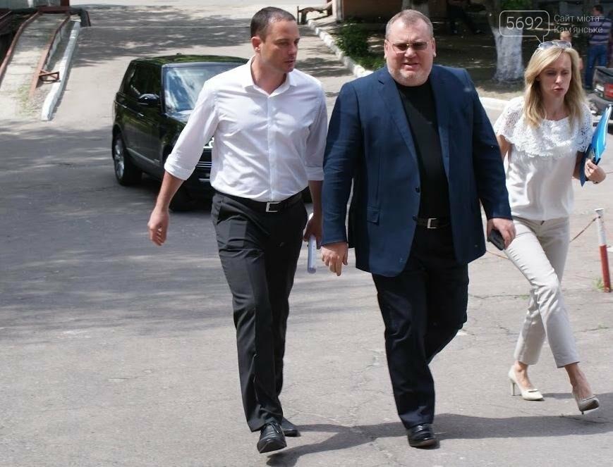Каменское посетил губернатор Днепропетровской области, фото-1