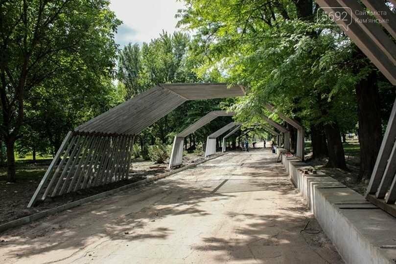 Каменской парк осовременят, фото-2