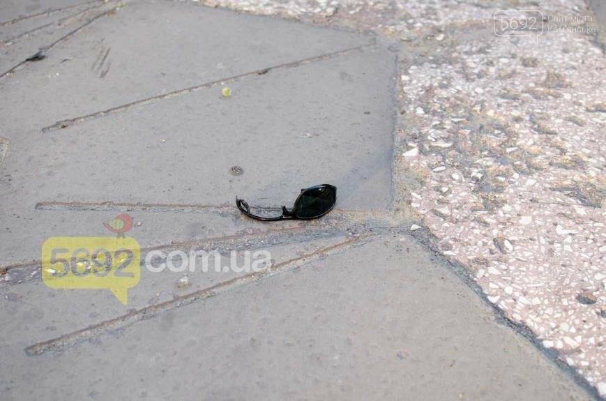"""В Каменском возле """"Прометея"""" произошло ДТП, фото-3"""