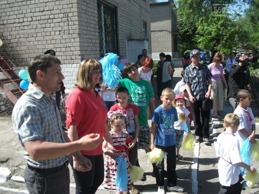 Байкеры Каменского устроили для детей из приюта веселые «покатушки», фото-6