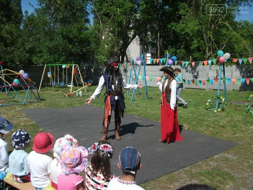 Байкеры Каменского устроили для детей из приюта веселые «покатушки», фото-5