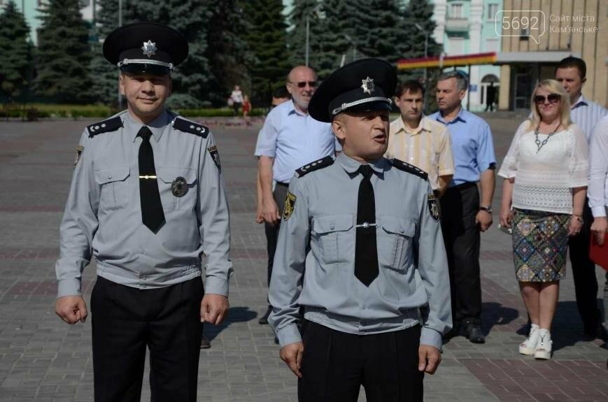 Полиция Каменского получила новые электромобили, фото-2