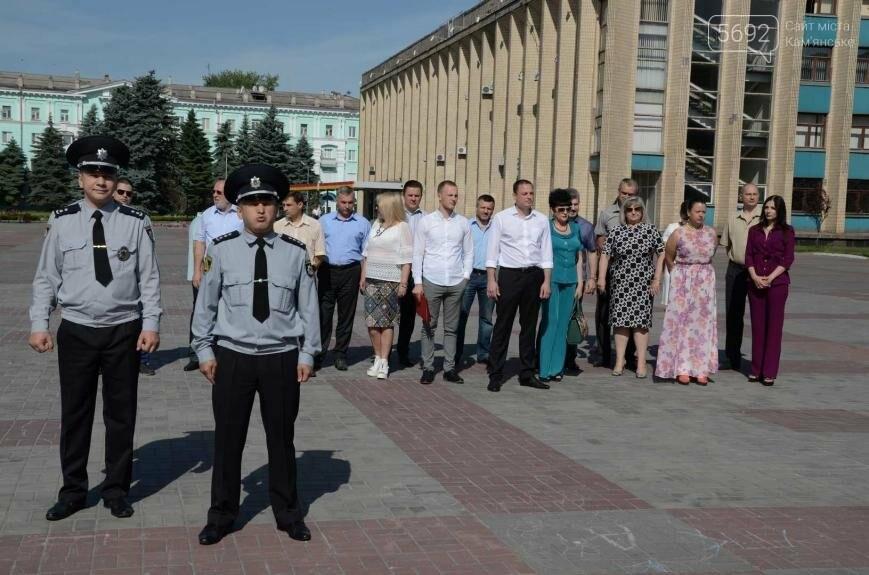 Полиция Каменского получила новые электромобили, фото-3
