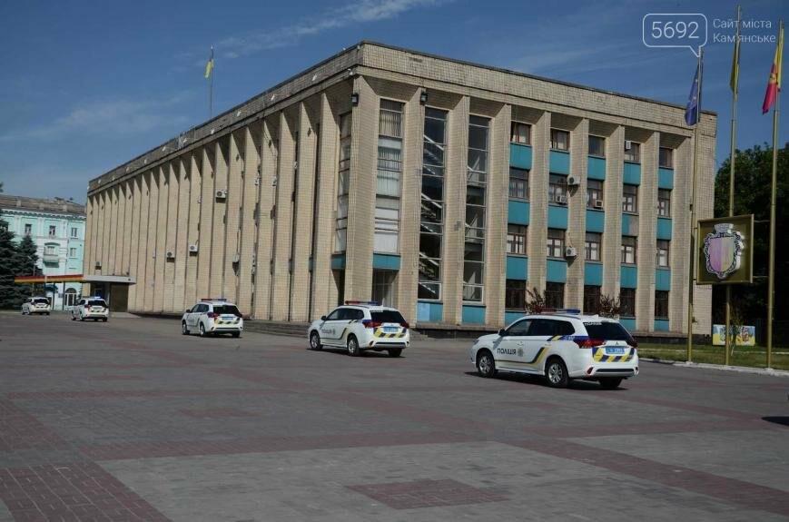 Полиция Каменского получила новые электромобили, фото-12