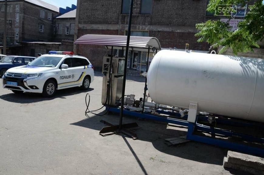 В Каменском решили бороться с газовыми заправками, фото-2