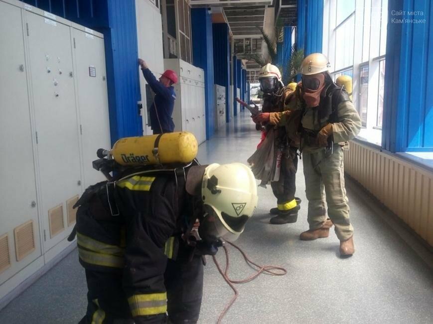 Спасатели Каменского к катастрофам готовы, фото-4