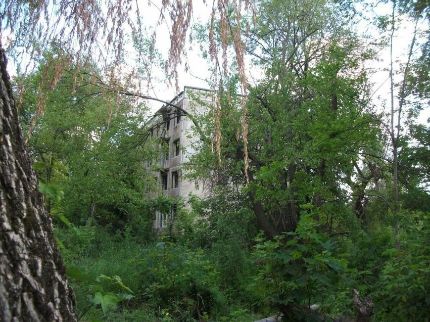 Как живут на развалинах в Каменском, фото-7