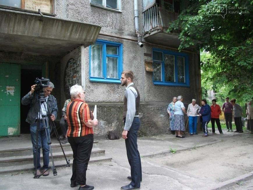 Как живут на развалинах в Каменском, фото-15