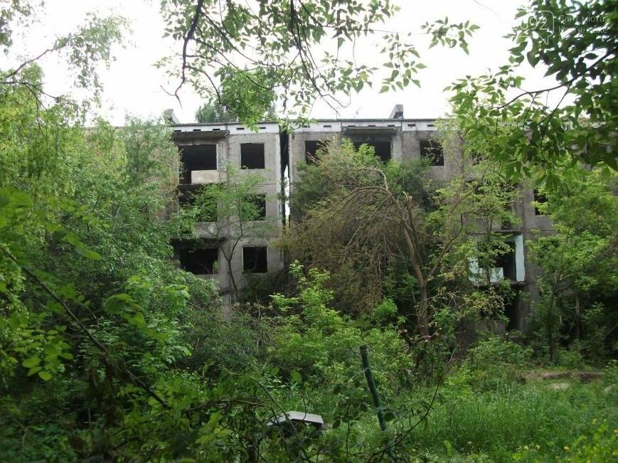Как живут на развалинах в Каменском, фото-18
