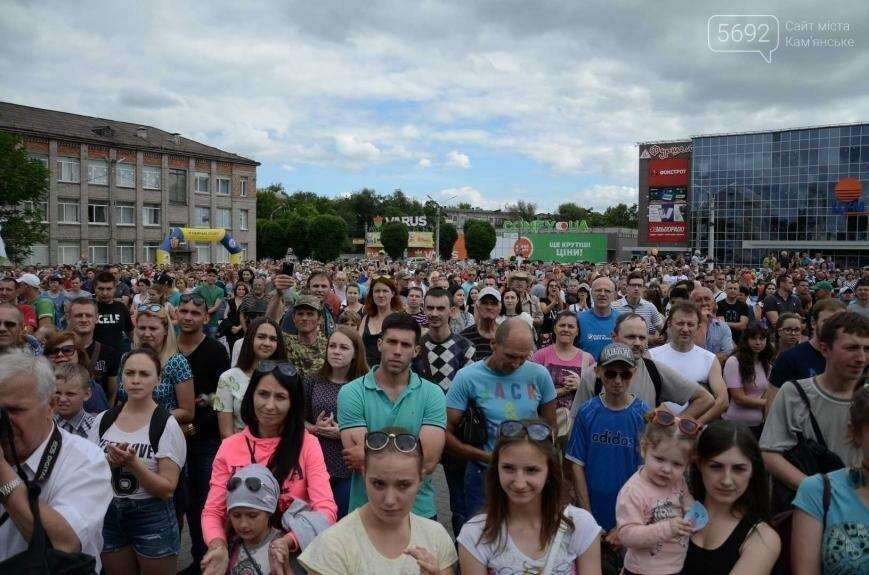 В Каменском выступили богатыри, фото-3