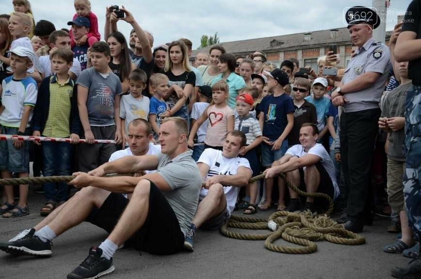 В Каменском выступили богатыри, фото-5