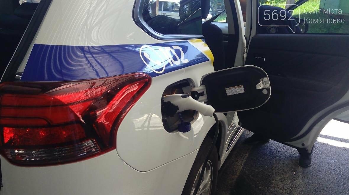 Чем на протяжении месяца занимались полицейские Каменского на новых автомобилях, фото-4