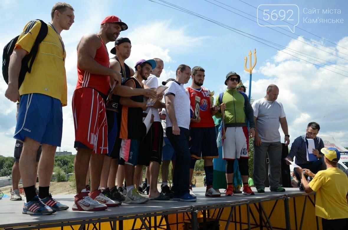 Спортсмены Каменского соревновались на пляже, фото-14