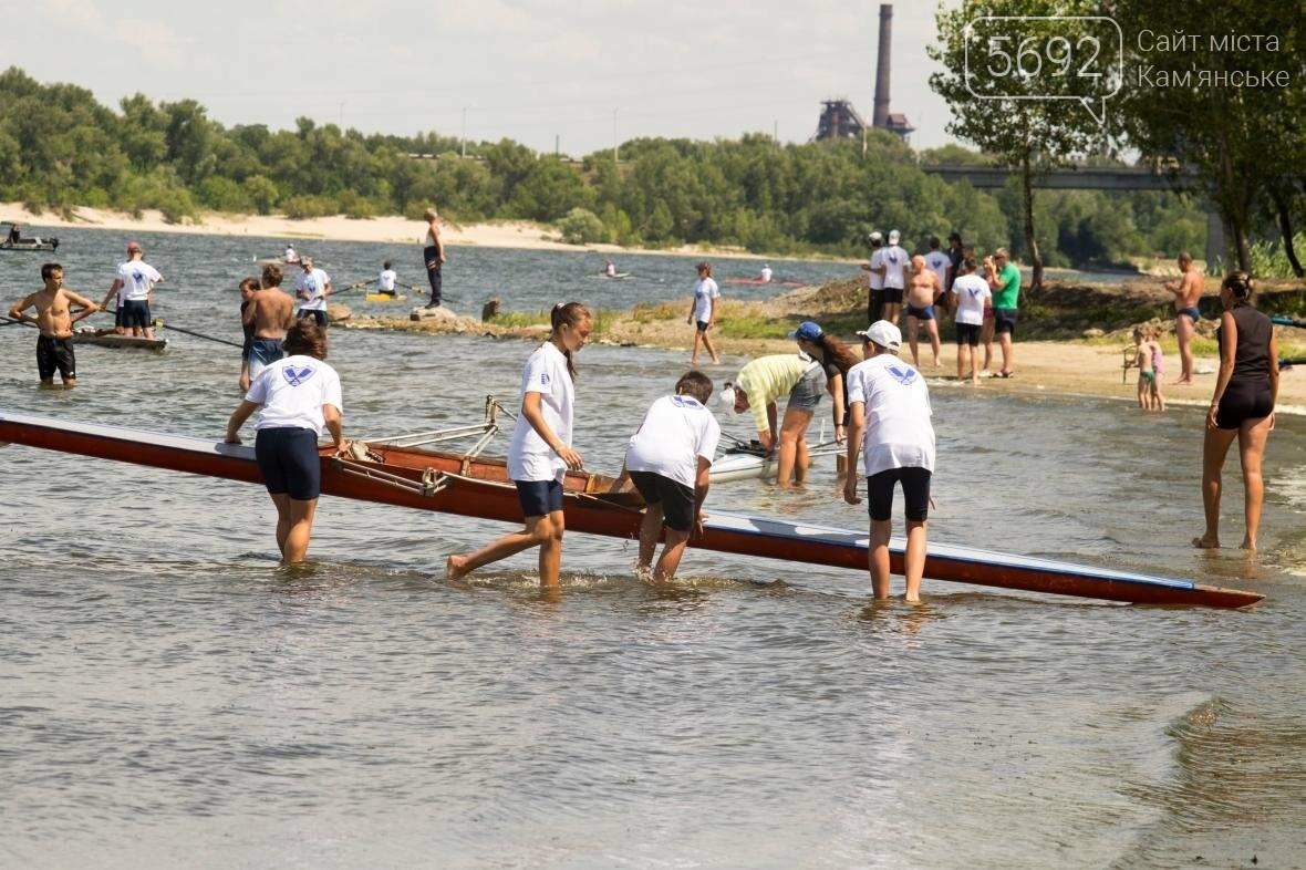 Спортсмены Каменского соревновались на пляже, фото-19