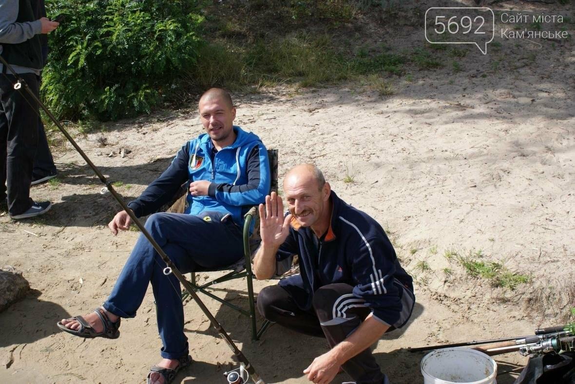 В Карнауховке состязались рыбаки, фото-1