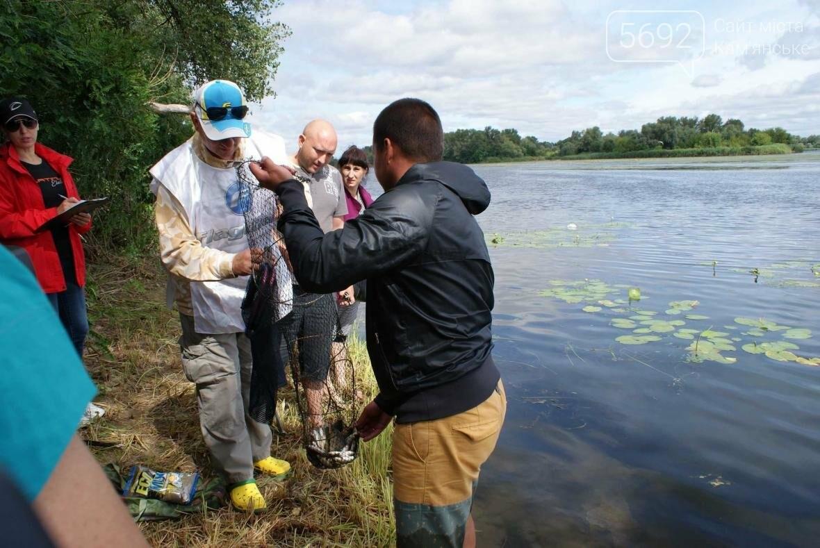 В Карнауховке состязались рыбаки, фото-2