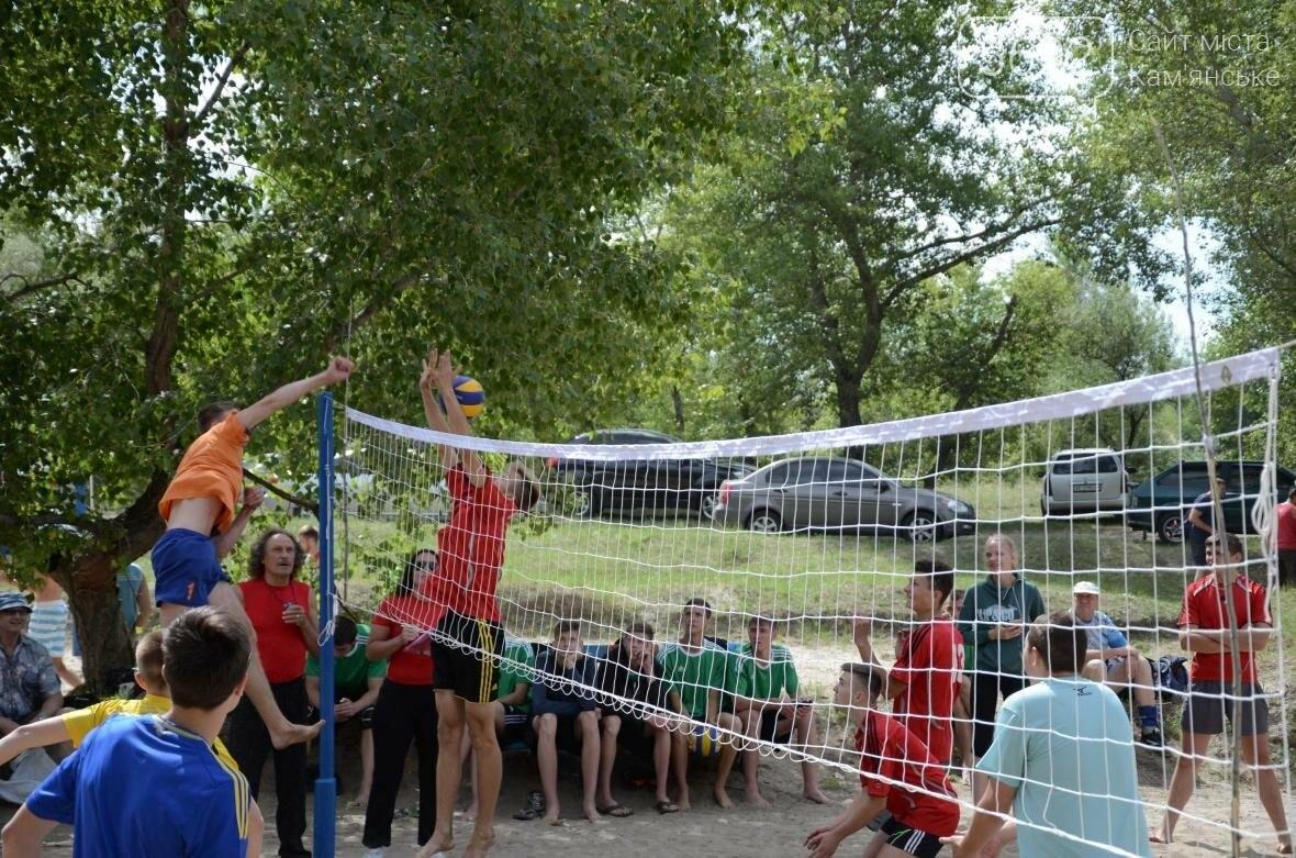 В Каменском турнир по волейболу посвятили Дню металлурга, фото-10