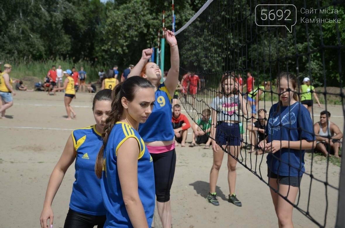 В Каменском турнир по волейболу посвятили Дню металлурга, фото-7