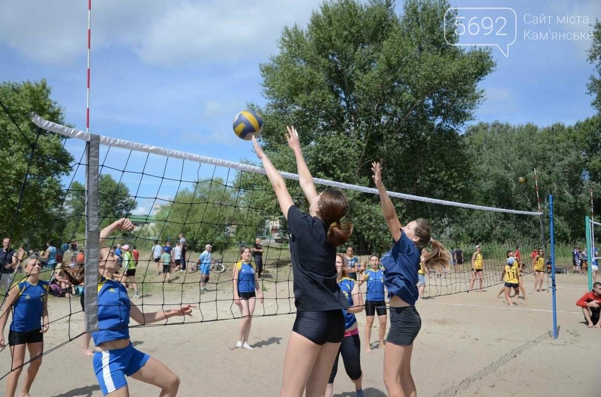 В Каменском турнир по волейболу посвятили Дню металлурга, фото-8