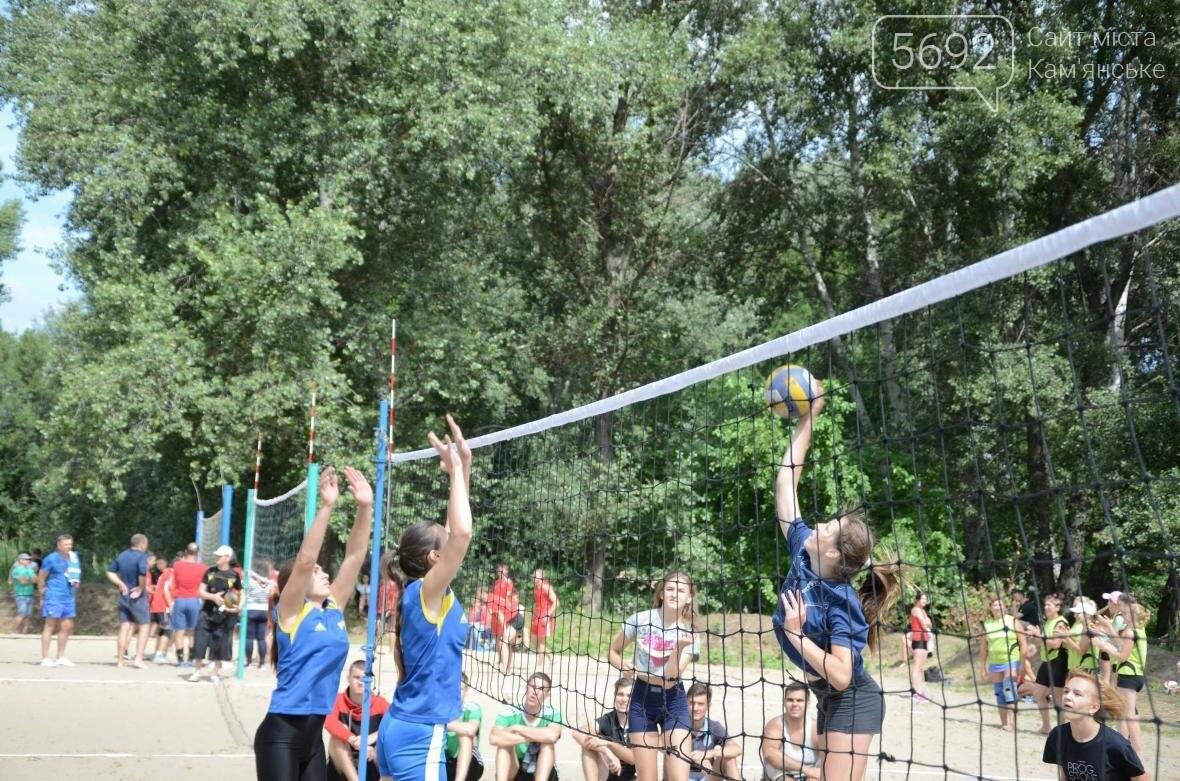В Каменском турнир по волейболу посвятили Дню металлурга, фото-14