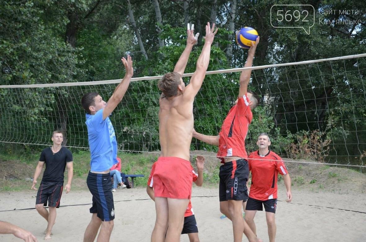 В Каменском турнир по волейболу посвятили Дню металлурга, фото-15