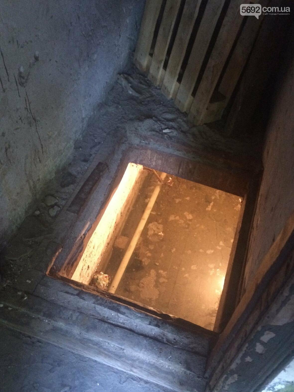 В Каменском из-за воды в подвале проседает дом на Мурахтова, фото-2