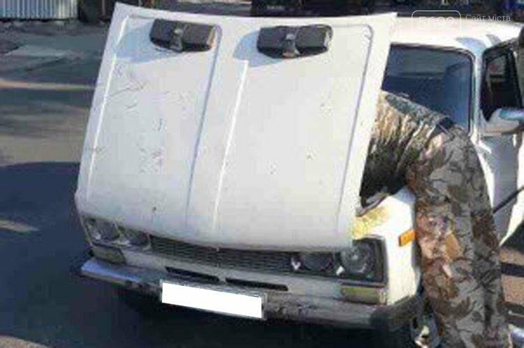 В Каменском участник АТО возил с собой гранаты, фото-1