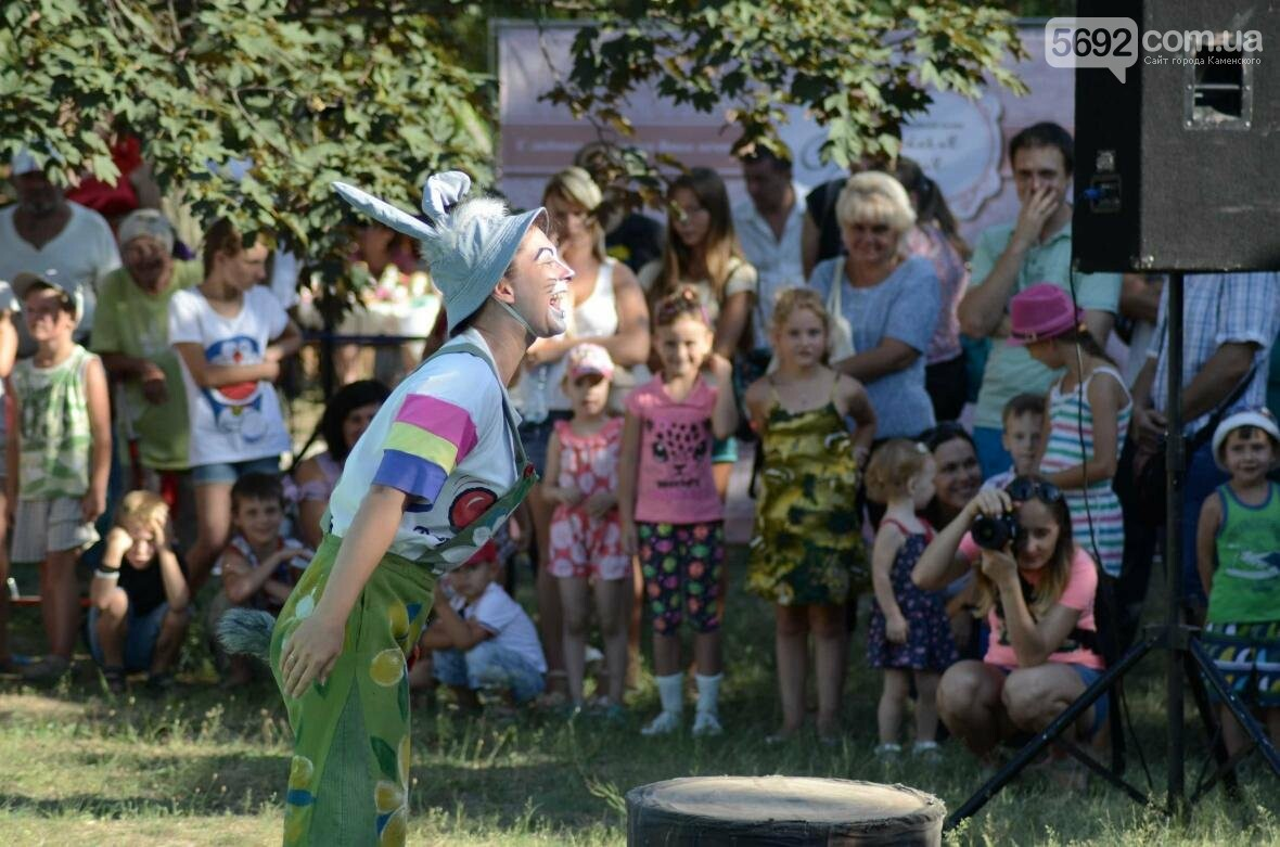 В Каменском устроили шоу-маскарад, фото-9