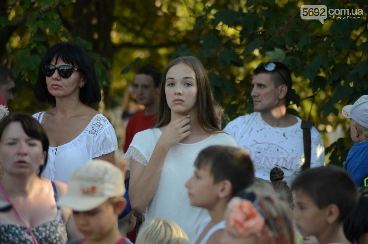 В Каменском устроили шоу-маскарад, фото-4