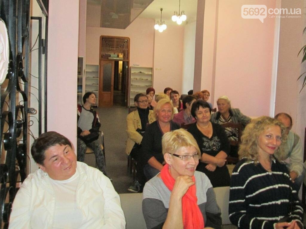 В Каменском прошла творческая встреча с актером Артемом Лебедевым, фото-2