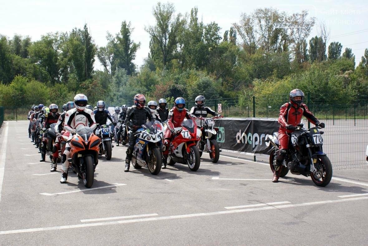 В Каменском соревновались мотогонщики, фото-7