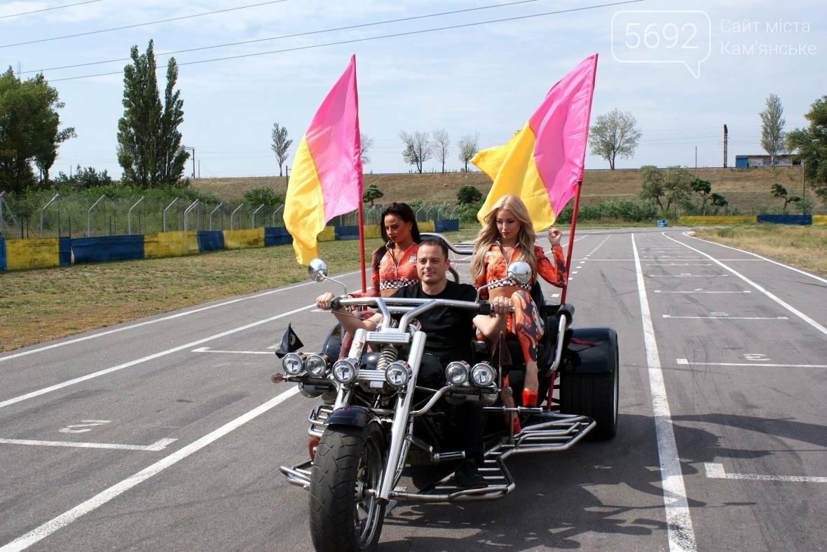 В Каменском соревновались мотогонщики, фото-6