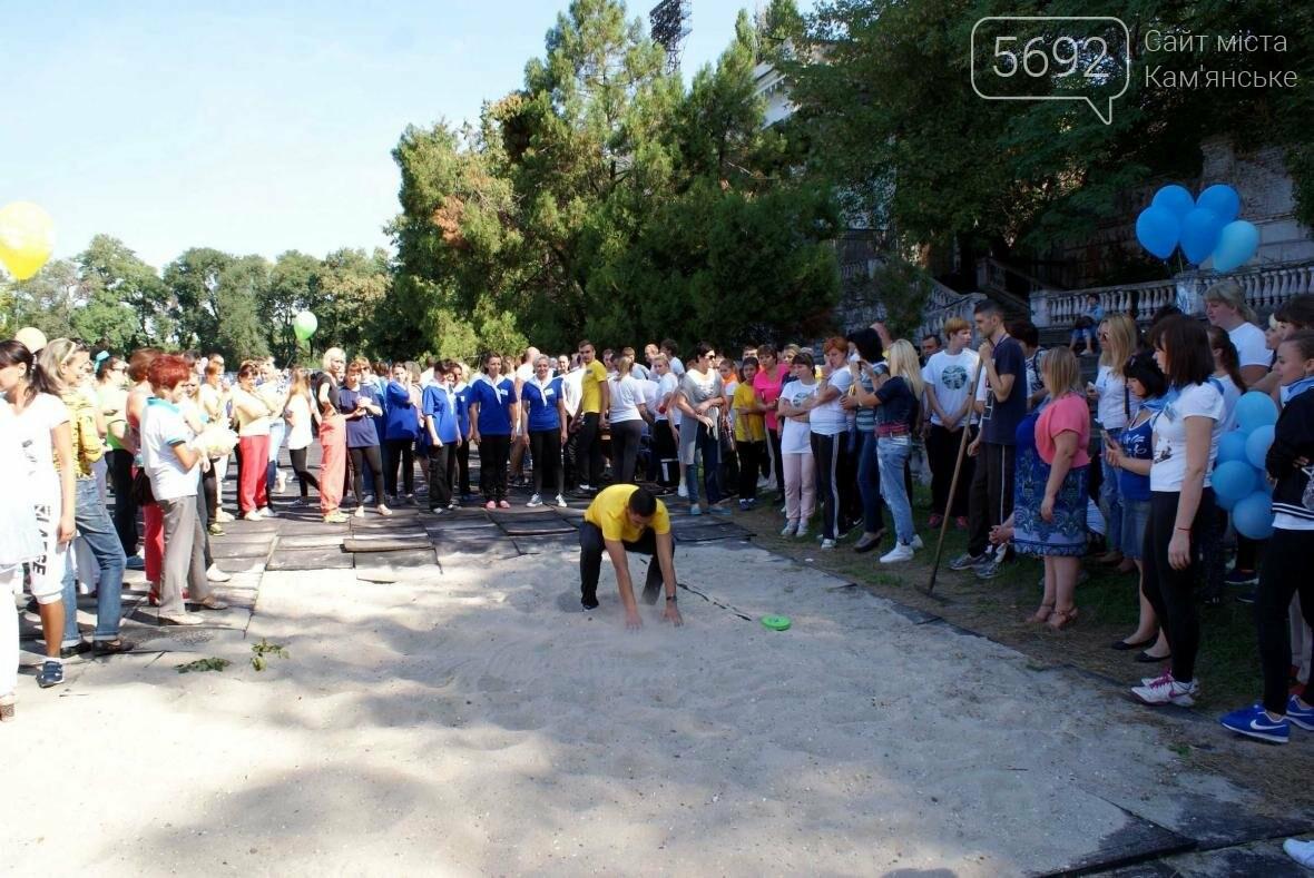 Каменские медики соревновались на спартакиаде, фото-3