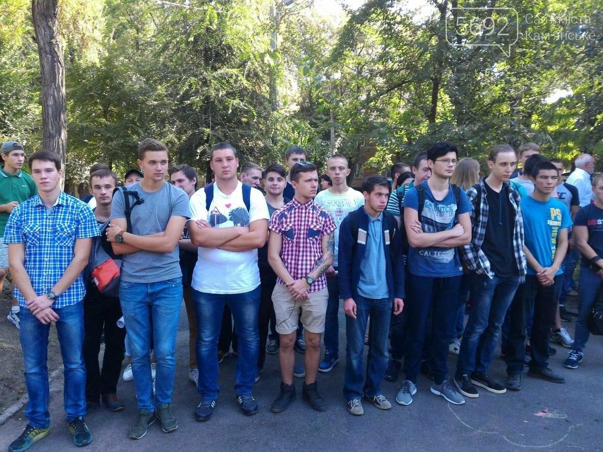 В Каменском открыли мемориальную доску Станиславу Лясоте, фото-3