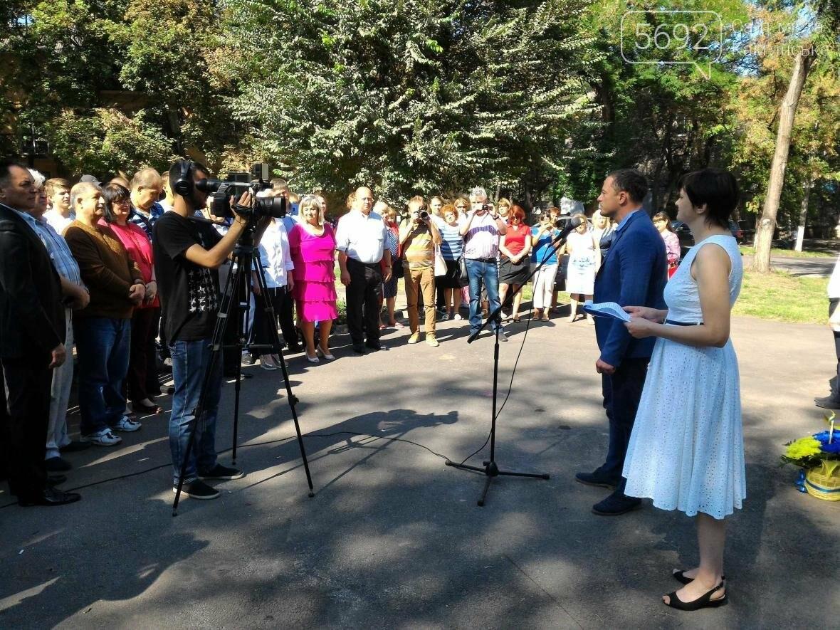 В Каменском открыли мемориальную доску Станиславу Лясоте, фото-5