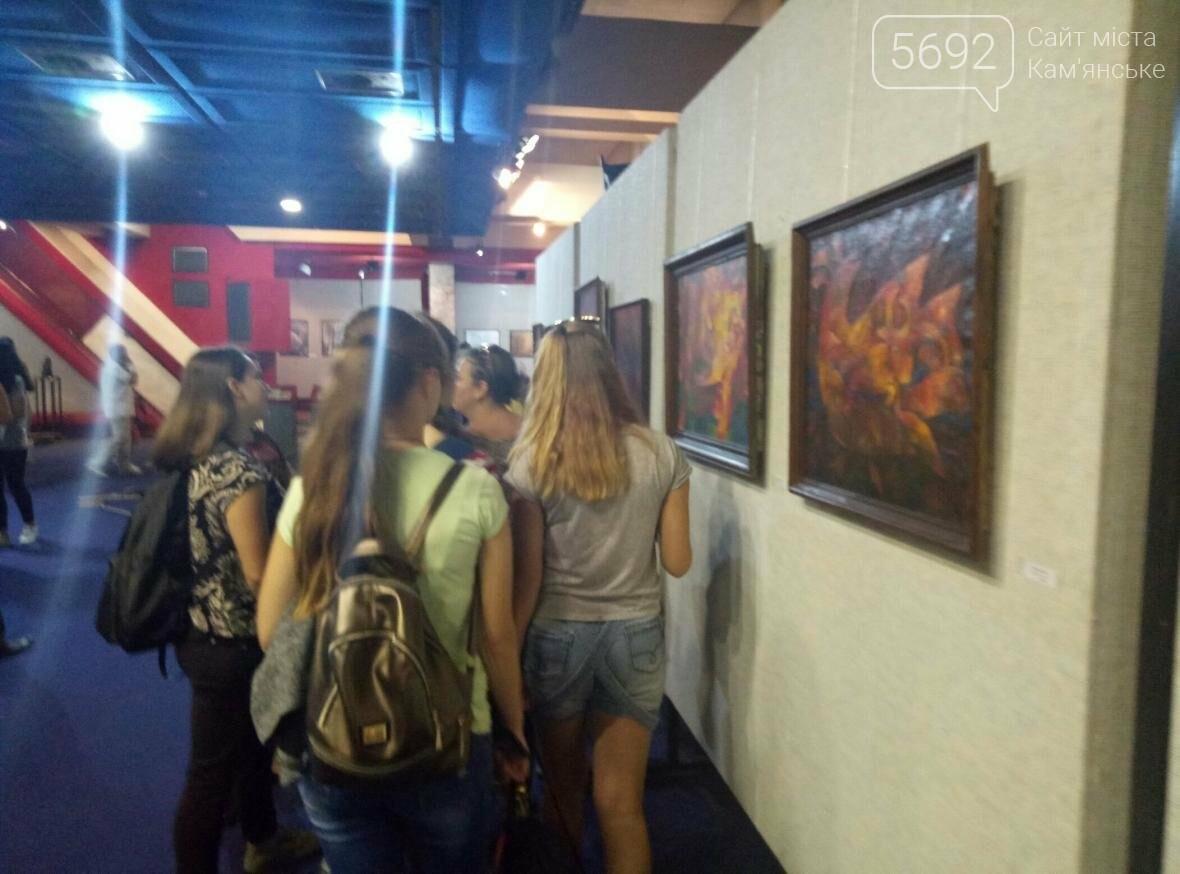 В музее истории Каменского начала работать выставка ко Дню города, фото-6