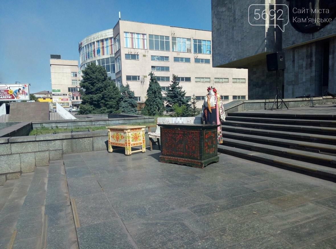 В музее истории Каменского начала работать выставка ко Дню города, фото-18