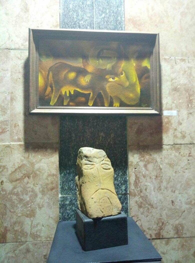 В музее истории Каменского начала работать выставка ко Дню города, фото-3