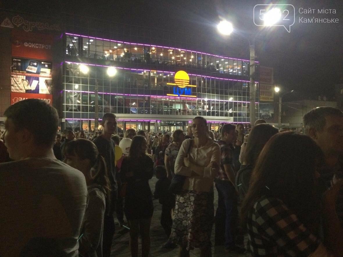 Концерт, праздничный фейерверк и огненное шоу – День города в Каменском, фото-6