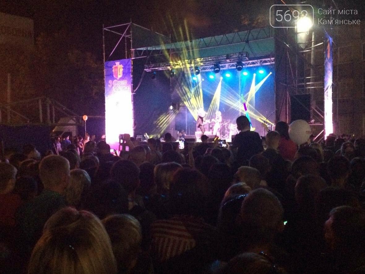 Концерт, праздничный фейерверк и огненное шоу – День города в Каменском, фото-7