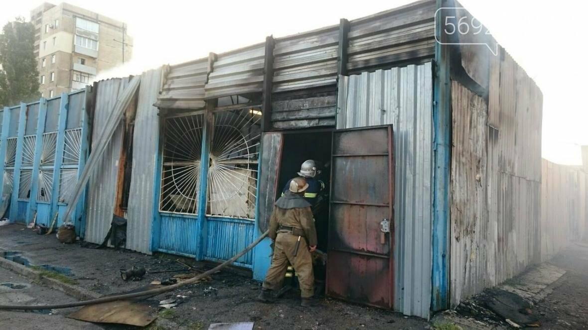 Спасатели сообщили подробности пожара на левобережье Каменского, фото-2