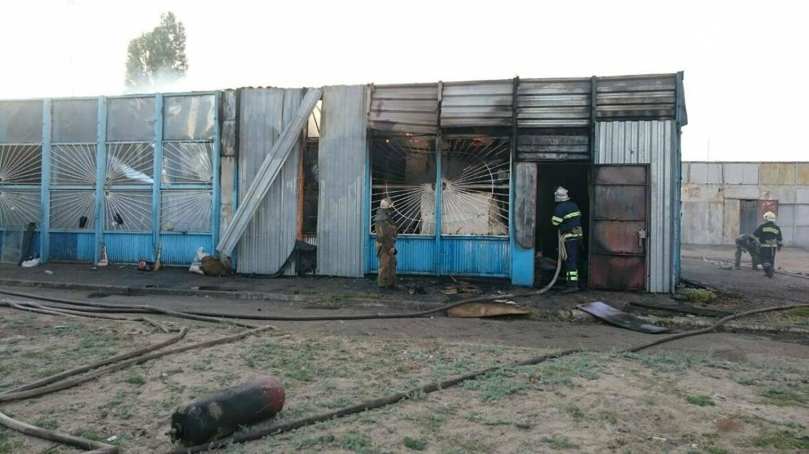 Спасатели сообщили подробности пожара на левобережье Каменского, фото-4
