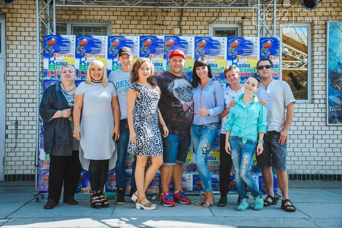 КВНщики из Каменского победили на всеукраинском фестивале, фото-2