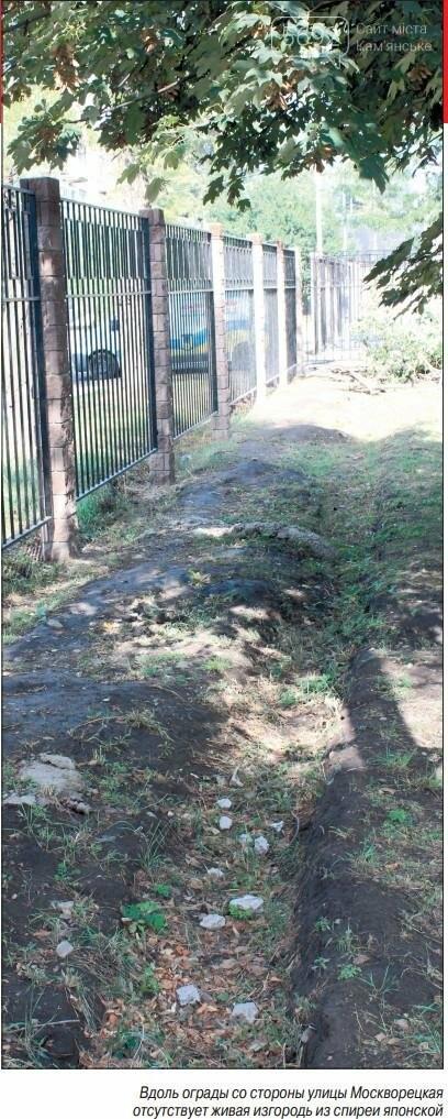 Центральный парк Каменского: задумывали одно, получили другое, фото-4