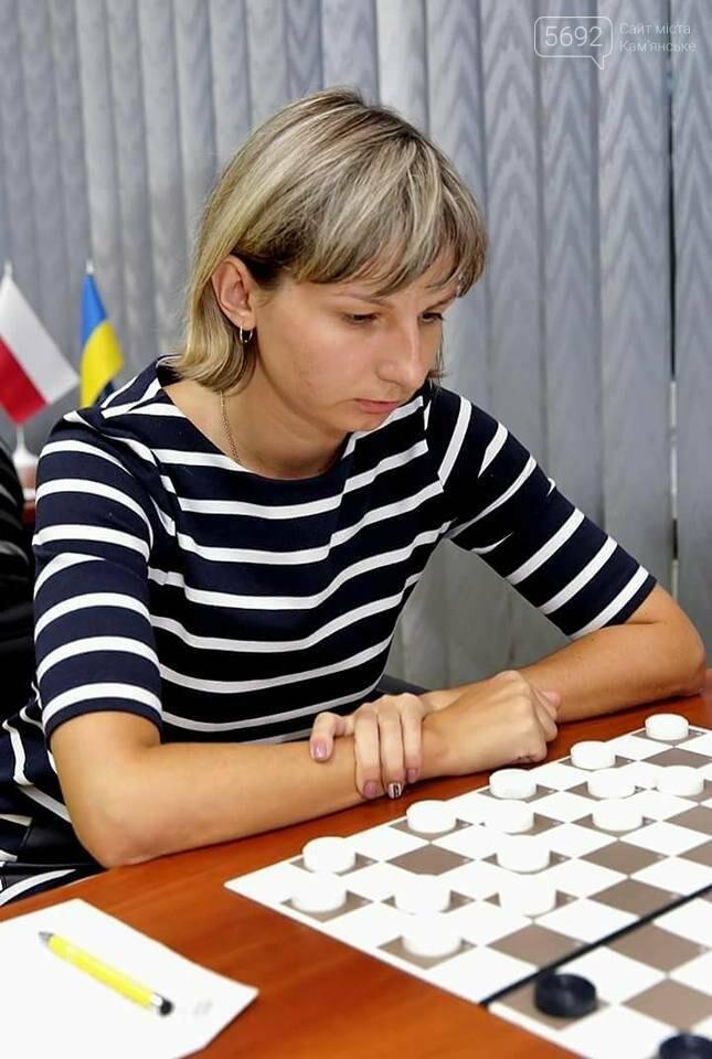 Каменчане одержали победу на международном турнире по шашкам-100, фото-3