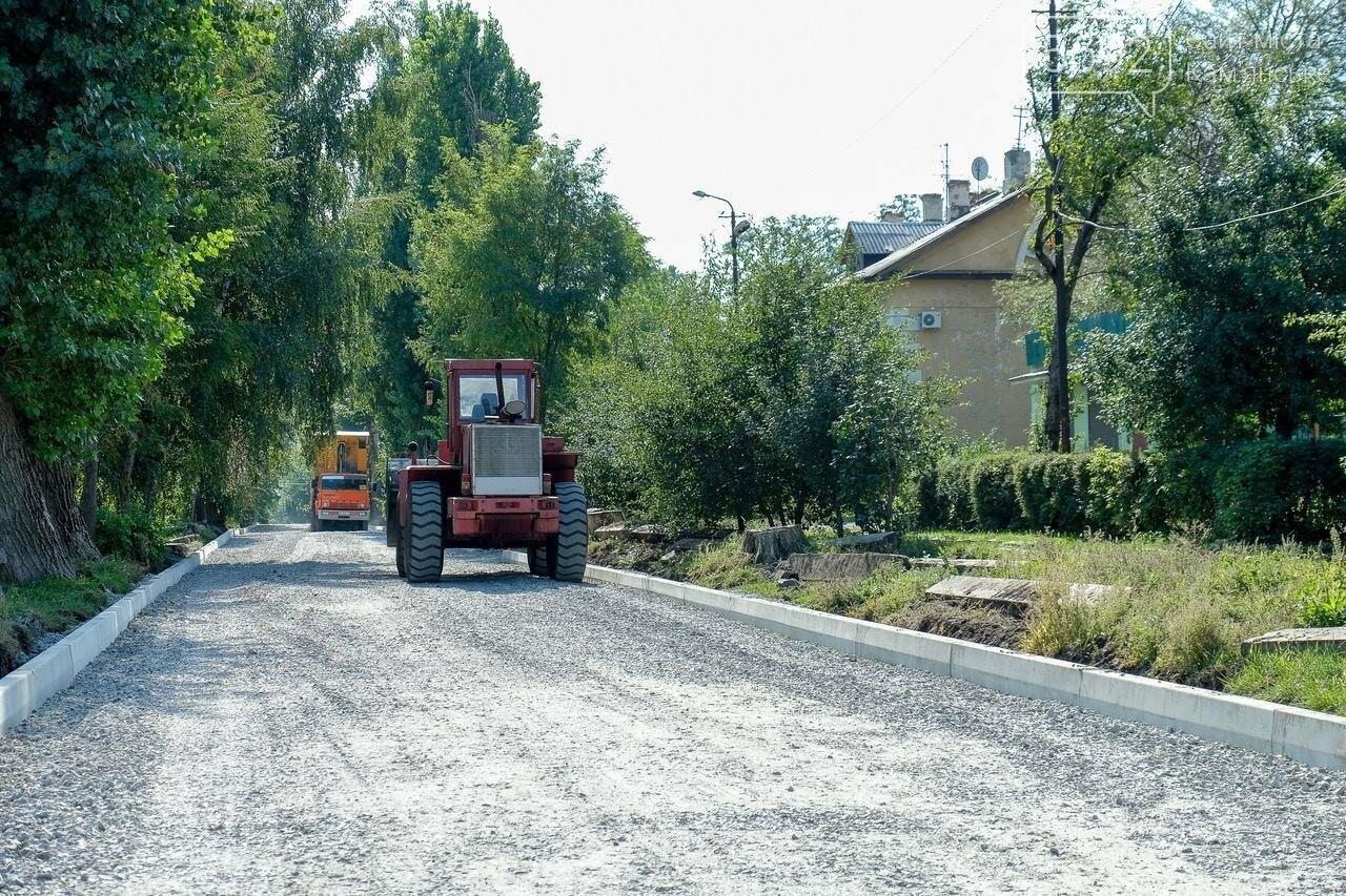 В Каменском завершается капремонт улицы, фото-4