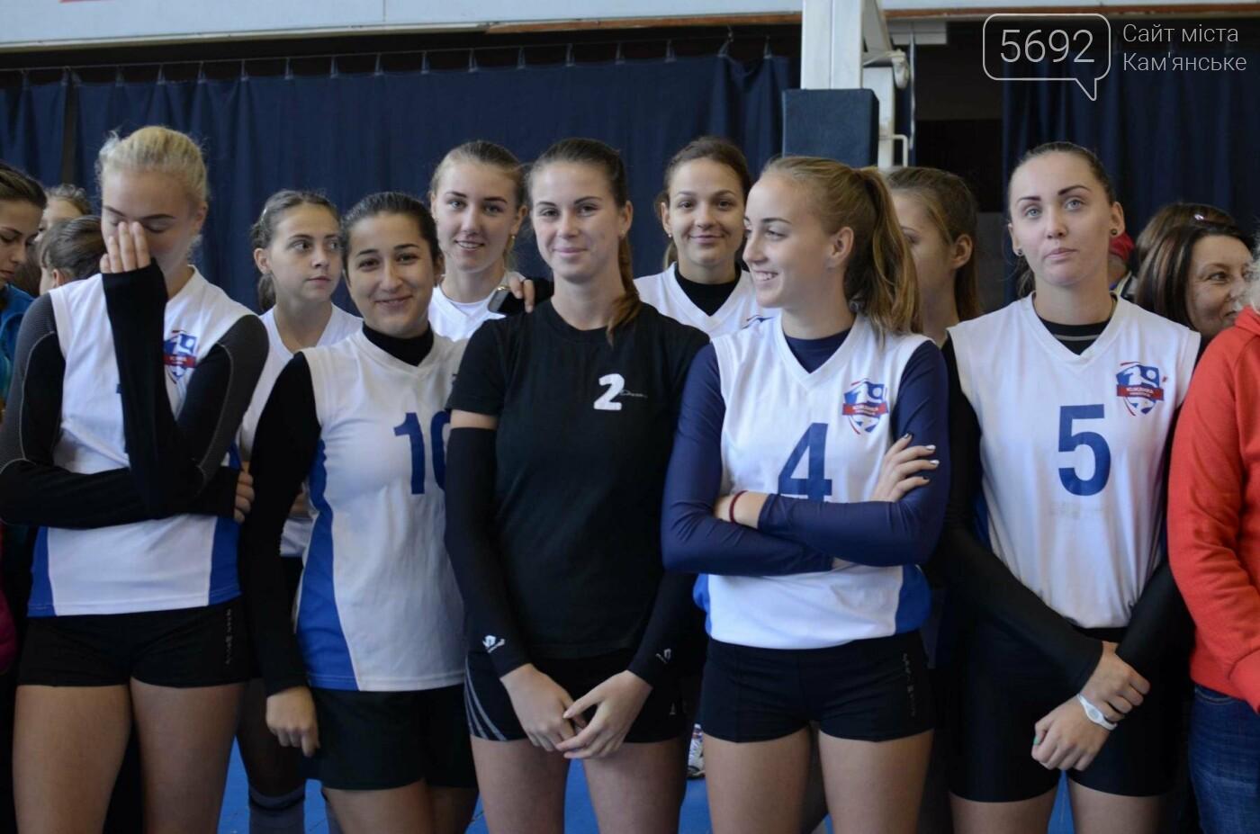 В Каменском открылся волейбольный турнир «Кубок освобождения», фото-2