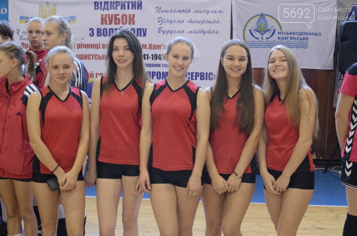 В Каменском открылся волейбольный турнир «Кубок освобождения», фото-5