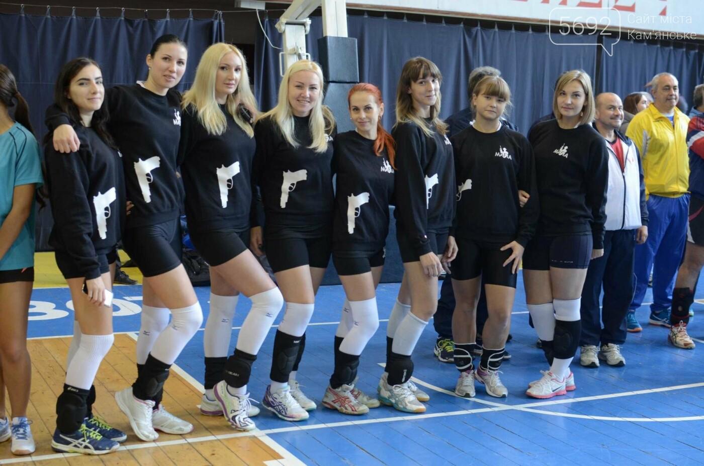 В Каменском открылся волейбольный турнир «Кубок освобождения», фото-16